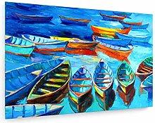 weewado Boyan Dimitrov - Les Bateaux et la mer sur