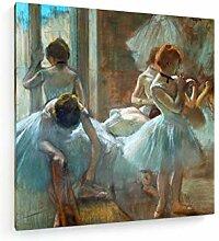 weewado Edgar Degas - Danseuses en Repos - 1884-5