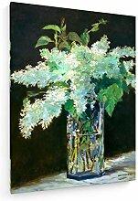 weewado Edouard Manet - Lilas Blanches dans Un