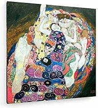 weewado Gustav Klimt - La Vierge 80x80 cm