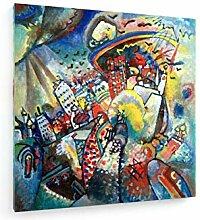 weewado Wassily Kandinsky - Place Rouge - 1916