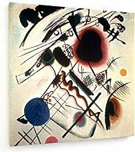 weewado Wassily Kandinsky - Point Noir - 1921