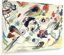 weewado Wassily Kandinsky - Première Aquarelle