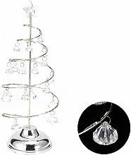 Weiyiroty Veilleuse, décor de Noël, Belle Lampe