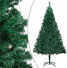 WELLIKEA Arbre de Noël Artificiel avec Branches