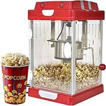 WELLIKEA Machine à Pop-Corn 2,5 oz