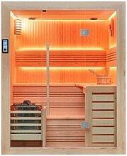 Wellness - Sauna d'angle Boreal® Baltik 170 -