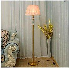 WEM Lampadaires ménagers Style européen cristal