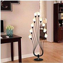 WEM Lampes de fantaisie, lampadaire, abat-jour en