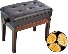 WemaSoo6 Tabouret De Piano Chaise De Piano Hauteur