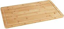 WENKO Plaque de protection en bambou - Planche de