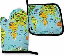 wenxiupin Carte du Monde Imprimable avec Les Pays