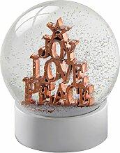 WeRChristmas Décoration 11cm Joy Love Peace