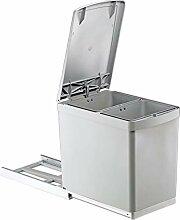 WESCO 30DT Poubelle Automatique extractible à