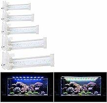 WESEEDOO Rampe LED Aquarium Rampe LED pour