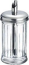 Westmark Sucrier, Capacité : 300 ml, Verre/Acier