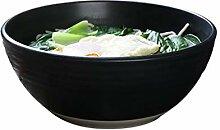 WFAANW Bol en céramique Vintage, un bol de soupe