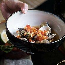 WFAANW Style japonais bol en céramique/bol de