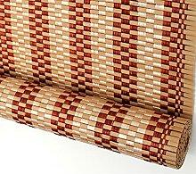 WFENG Stores Enrouleurs en Bambou Pndulés,