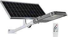 WFTD 150W extérieur, lampadaires solaires LED