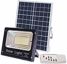 WFTD 200W Solaire Flood lumière, LED en Alliage