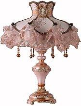 WFTD Lampe de Table de Style européen, 13 Pouces