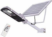 WFTD LED Réverbère Solaire extérieure étanche