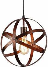 WFZRXFC Globe Sphere Suspension Luminaire