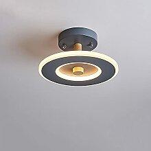 WFZRXFC Plafonnier LED à encastrer Nordic Small