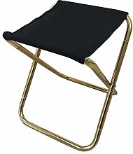 WGFGXQ Chaise de Camping Pliante Chaise de Camping