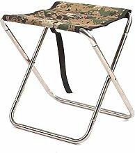 WGFGXQ Chaise de Camping Pliante Chaise de