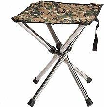 WGFGXQ Chaise Pliante de Camping Chaise Pliante en