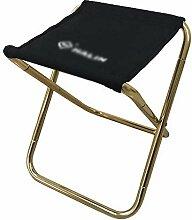 WGFGXQ Confortable Chaise De Pliage en Métal