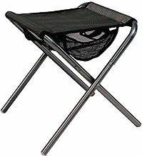 WGFGXQ Confortable Chaise en métal Pliante en