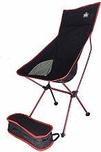 WGFGXQ Confortable Chaise Pliante en métal