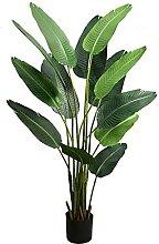WGH Plante Artificielle Décor Arbre Artificiel