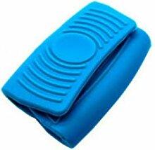 whbage Gants de Four Silicone Isolation Thermique
