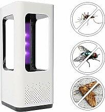 whbage Lampe anti-moustique LED anti-moustiques,