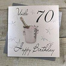 White Cotton Cards WBS70–U - Seau à Champagne
