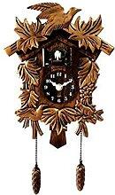 Whyzb Horloge à Coucou Cuckoo Horloge de Salon