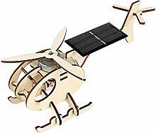 Wilecolly Modèle d'avion en Bois, Avion à