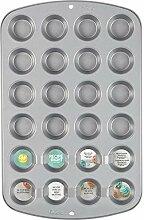 Wilton 03-0-0017 Mini moule à muffins Recette