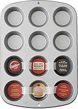 Wilton 03-3118 Moule à cupcakes/muffins, recette