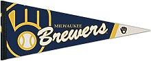 Wincraft Milwaukee Brewers Premium MLB Fanion