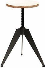 Wink design - Sola - Tabouret à vis - hauteur