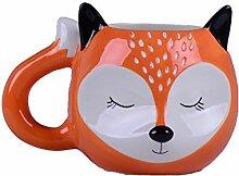 Winkee Fuchs Tasse à café ou à thé
