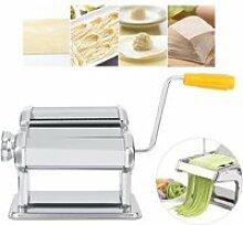 WISS Machine à pâtes fraîche inox