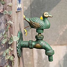 WJDCMAMG Robinet de Jardin Robinet Robinet Animal