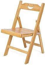 WJIN Chaise Pliante - Chaise Pliante Portable en