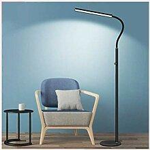 WLP-WF Lampadaire Led Salon Chambre Étude Lampe